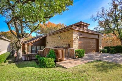 Austin Condo/Townhouse For Sale: 3519 Fawn Creek Path