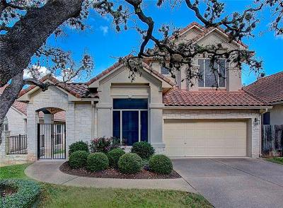 Hays County, Travis County, Williamson County Single Family Home Pending - Taking Backups: 10313 Dalea Vista Ct