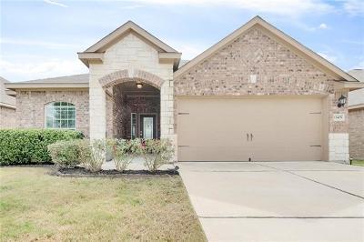 Manor Single Family Home Pending - Taking Backups: 13405 Clara Martin Rd