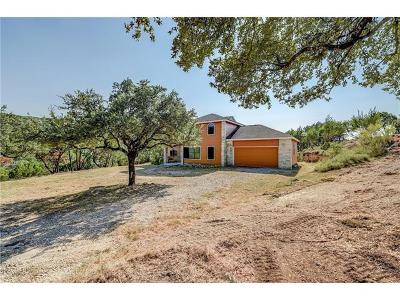 Jonestown Single Family Home Pending - Taking Backups: 10898 Deer Canyon Rd