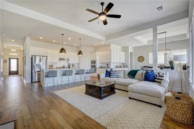 Austin Single Family Home Pending - Taking Backups: 18713 Tanner Bayou Loop