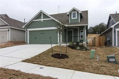 Liberty Hill Single Family Home For Sale: 148 Red Buckeye Loop