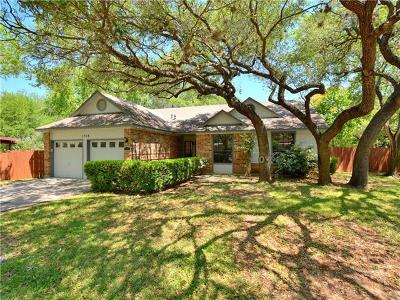 Austin Single Family Home For Sale: 1704 Pheasant Roost