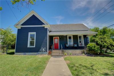 Giddings Single Family Home For Sale: 810 N Ellis St