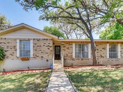 San Marcos Single Family Home For Sale: 1104 Girard St