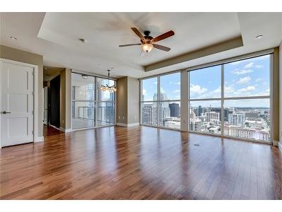 Austin Condo/Townhouse For Sale: 98 San Jacinto Blvd #2603