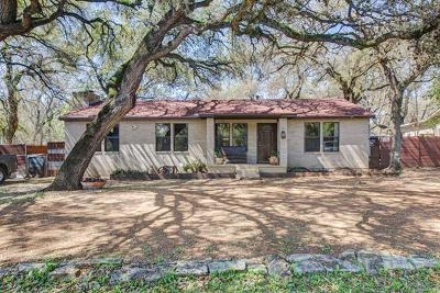 Austin Single Family Home For Sale: 10300 Old Manchaca Rd