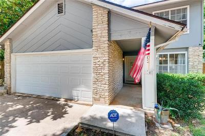 Single Family Home For Sale: 2002 Lear Ln