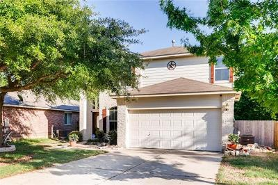 Pflugerville Single Family Home Pending - Taking Backups: 1209 Battenburg Trl