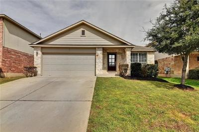 Austin Single Family Home For Sale: 2401 Christoff Loop