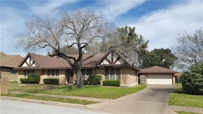 Austin Single Family Home For Sale: 5102 Wagon Hitch Cv