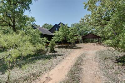 Bastrop Single Family Home Pending - Taking Backups: 332 S Shore Rd