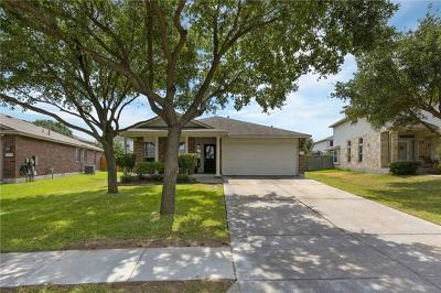 Round Rock Single Family Home Pending - Taking Backups: 919 Sweetgum Ln