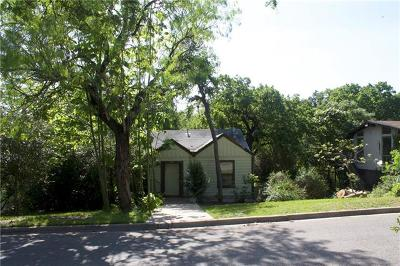 Single Family Home For Sale: 1201 Summit St