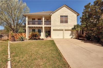Austin Single Family Home For Sale: 10216 Cama Valley Cv