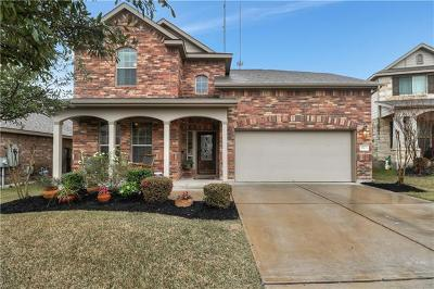 Round Rock Single Family Home For Sale: 1913 Autumn Run Ln