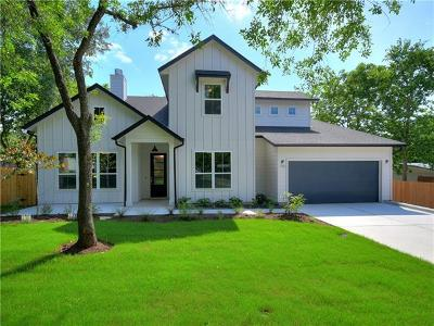 Hays County, Travis County, Williamson County Single Family Home For Sale: 1100 Castile Rd