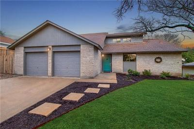 Single Family Home For Sale: 8300 Farmington Ct