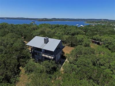 Lake Travis 02, Lake Travis 03, Lake Travis 05, Lake Travis 06, Lake Travis 06 Rep Of Lt 09, Lake Travis 09, Lake Travis 01, Lake Travis 04, Lake Travis 07, Lake Travis Subd. #5, Lot #16a Single Family Home For Sale: 15822 Booth Cir
