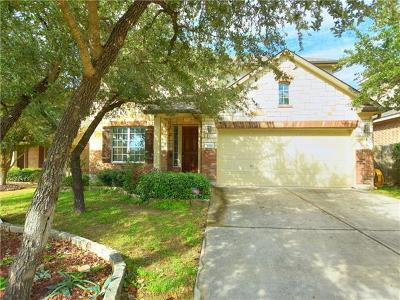 Hays County, Travis County, Williamson County Single Family Home For Sale: 8316 Alophia Dr