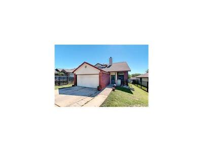 Austin Single Family Home Pending - Taking Backups: 7109 Hillcroft Dr