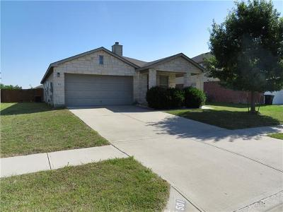 Killeen TX Single Family Home For Sale: $141,000