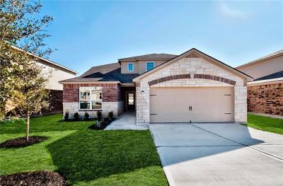 Manor Single Family Home For Sale: 20001 Hubert R. Humphrey Rd
