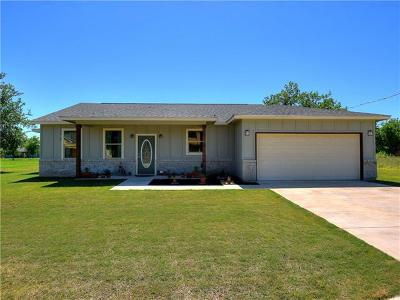 Bastrop Single Family Home Pending - Taking Backups: 111 Ninole Ct