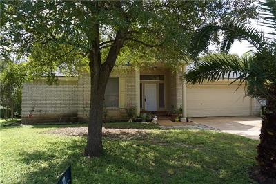Austin Single Family Home For Sale: 2503 Lendall Ln