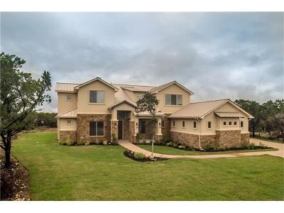 Leander Single Family Home For Sale: 2501 High Lonesome