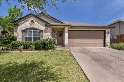 Austin Single Family Home Pending - Taking Backups: 14012 Boquillas Canyon Dr