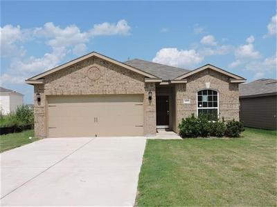 Williamson County Single Family Home For Sale: 408 Farmer Ln