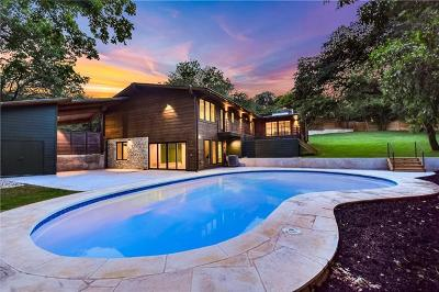 Austin TX Single Family Home For Sale: $1,800,000