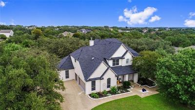 Bee Cave Single Family Home Pending - Taking Backups: 12006 Colleyville Dr