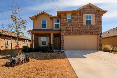 Elgin Single Family Home For Sale: 13801 Sierra Wind Ln