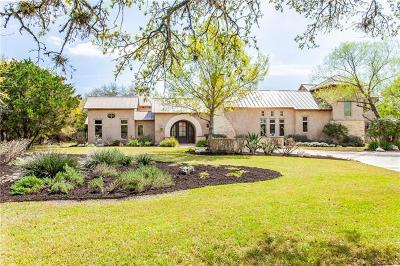 New Braunfels TX Single Family Home For Sale: $1,100,000
