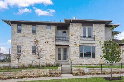 Austin Condo/Townhouse For Sale: 4301A Berkman Dr