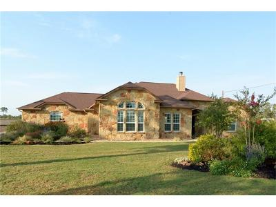 Bastrop County Single Family Home For Sale: 334 McAllister Rd
