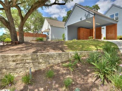 Austin TX Single Family Home Pending - Taking Backups: $740,000