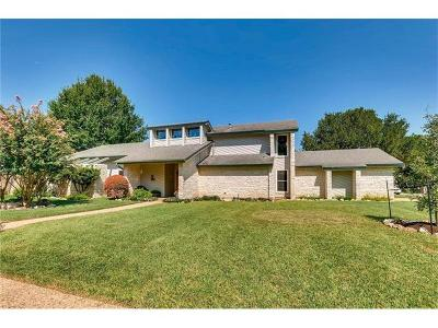 Hays County, Travis County, Williamson County Single Family Home For Sale: 10400 La Costa Dr SE