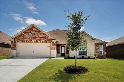 Bunton Creek, Bunton Creek Ph 4 Single Family Home For Sale: 1579 Twin Estate Drive