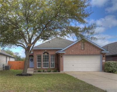 Austin Single Family Home For Sale: 14428 Mowsbury Dr