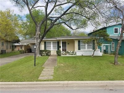 Single Family Home For Sale: 2012 Karen Ave