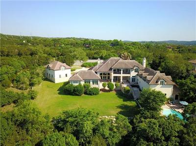 Single Family Home For Sale: 808 Barton Creek Blvd