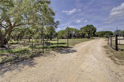 Leander Single Family Home For Sale: 360 County Road 283
