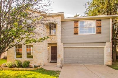 Cedar Park Single Family Home For Sale: 1501 Cedar Hills Blvd