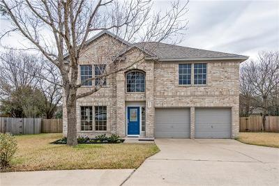 Hays County, Travis County, Williamson County Single Family Home For Sale: 5605 Vol Walker Cv