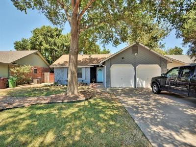 Round Rock Rental For Rent: 412 Yucca Dr