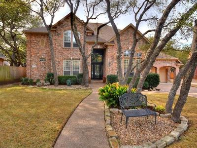 Austin Single Family Home Pending - Taking Backups: 10208 Banks Ct