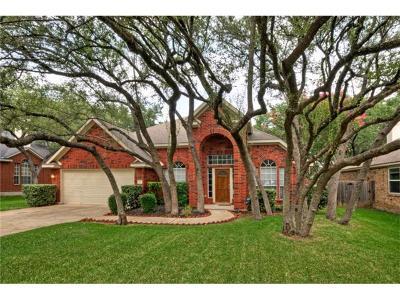Cedar Park Single Family Home For Sale: 110 S Prize Oaks Dr